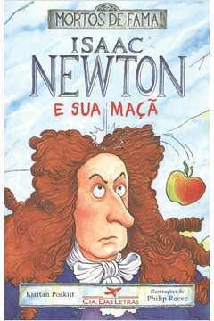 Isaac Newton e Sua Maçã - Mortos de Fama