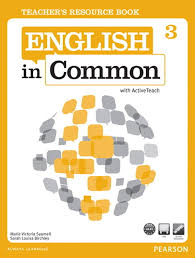 English in Common 3 - With Active Book