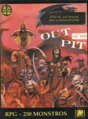 Aventuras Fantásticas - Out of the Pit
