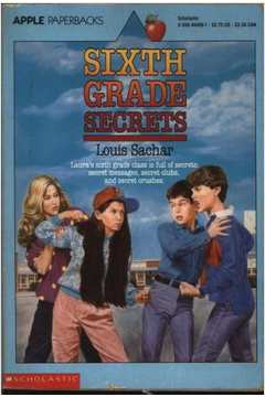 Apple Paperbacks - Sixth Grade Secrets