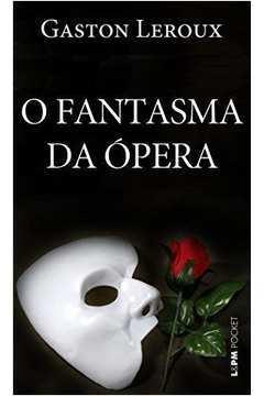 O Fantasma da ópera . Pocket