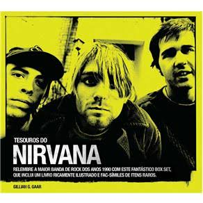 Tesouros do Nirvana Box-set
