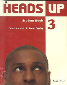 Heads-up Students Book 3