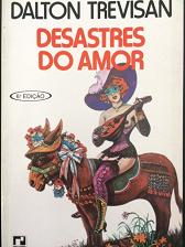 Desastres do Amor (bom Estado)