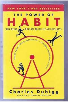 The Power of Habit: o Poder do Hábito - Em Inglês