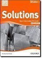 Solutions: Upper-intermediate: Workbook and Audio Cd Pack