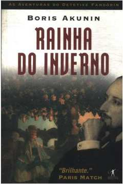 As Aventuras do Detetive Fandórin - Rainha do Inverno