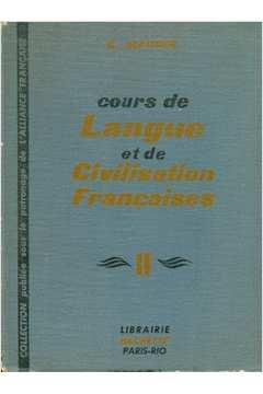 Cours de Langue et de Civilisation Françaises 2