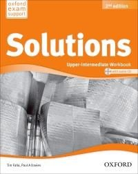 Solutions :  Upper-intermediate Workbook With Audio Cd