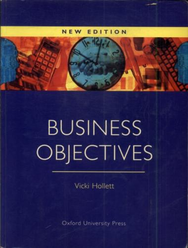 Business Objectives Students Book Não Inclui Fita  1997