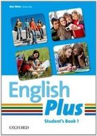 English Plus 1: Student Book: