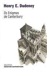 Os Enigmas de Canterbury - Biblioteca Desafios Matemáticos