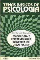 Psicologia e Epistemologia Genética de Jean Genet