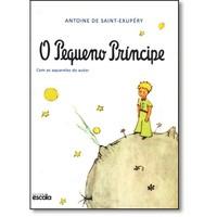 O Pequeno Príncipe - Com as Aquarelas do Autor Edição de Bolso