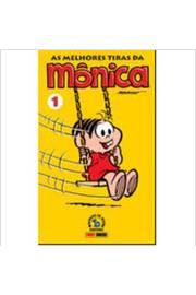 As Melhores Tiras da Mônica Vol. 1 de Maurício de Souza pela Panini Books (2008)
