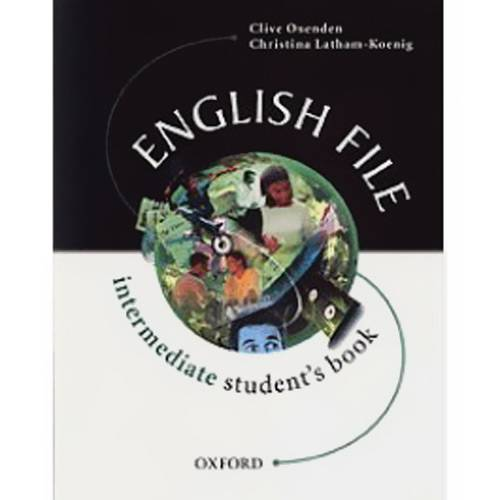 English File - Intermediate - Students Book