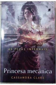 Princesa Mecânica - as Peças Infernais