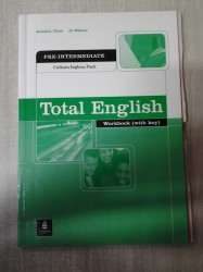 Total English - Cultura Inglesa Pack - Workbook (with Key)