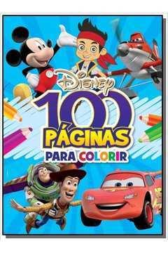 Disney 100 Paginas para Colorir