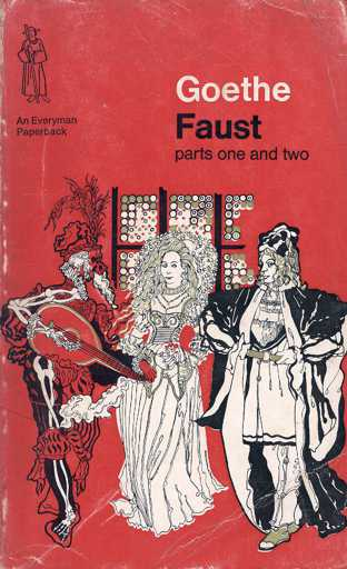 Faust : Parts One and Two