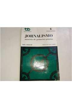 Jornalismo Matéria de Primeira Página