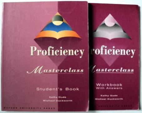 Proficiency Masterclass - Students Book - Workbook - 2 Volumes