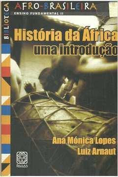 História da África uma Introdução
