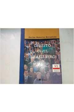 Direito Civil Brasileiro Vol VI