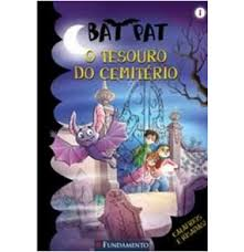 Vol 1 Bat Pat o Tesouro do Cemitério