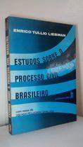 Estudos Sobre o Processo Civil Brasileiro