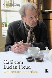Café Com Lucian Freud-um Retrato do Artista