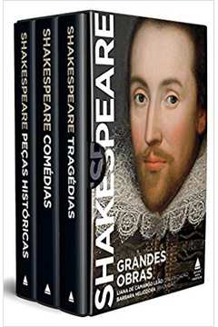 Grandes Obras de Shakespeare Box