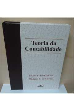 livro teoria da contabilidade hendriksen