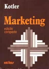 Marketing Edição Compacta de Kotler pela Atlas (1980)