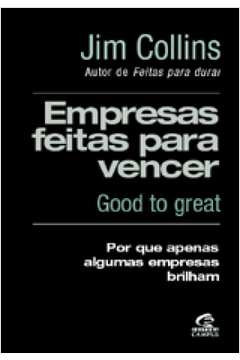 Good to Great - Empresas Feitas para Vencer