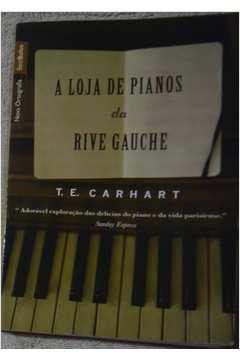 A Loja de Pianos da Rive Gauche