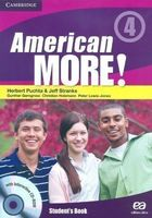 American More! Students Book e Workbook 4
