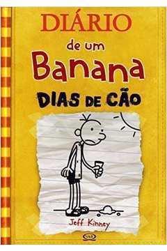 Dias de Cão - Diário de um Banana Vol. 4