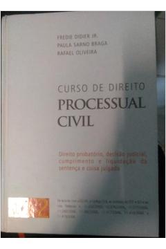 Curso de Direito Processual Civil - Vol. 2