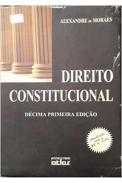 Direito Constitucional - Décima Primeira Edição