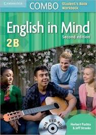 English in Mind Second Edition: Students Book e Wokbook 2b