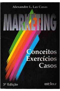 Marketing Conceitos Exercícios Casos