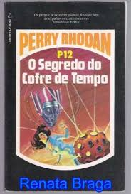 Perry Rhodan P 12  o Segredo do Cofre do Tempo