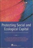 Protecting Social and Ecological Capital