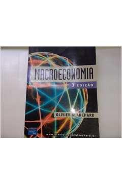 Macroeconomia 3°edição