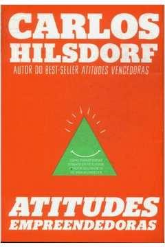 livro atitudes vencedoras carlos hilsdorf