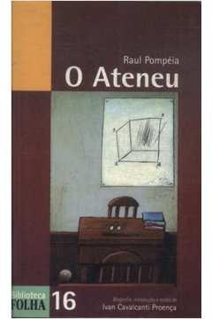 Biblioteca Folha 16 - o Ateneu
