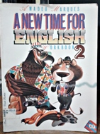 A New Time For English: Workbook 2