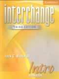 Interchange Intro Workbook - Third Edition