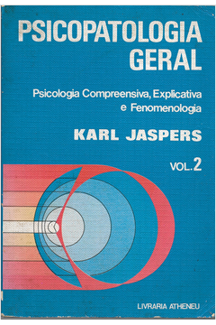 Psicopatologia Geral - Vol 2